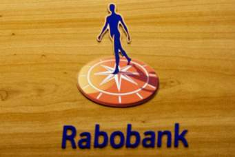 logo Rabobank, spaarrente