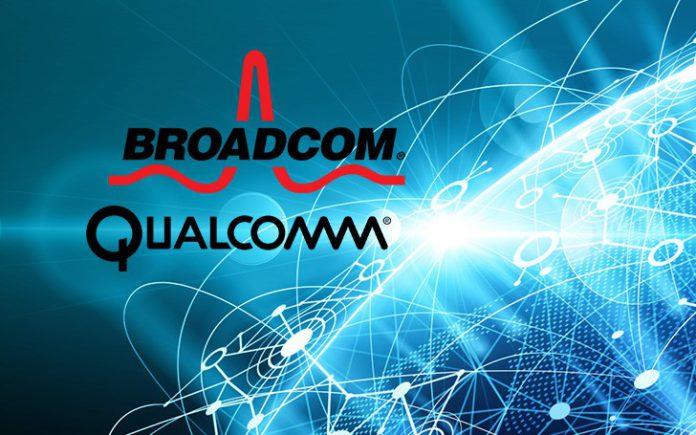 Broadcom wil Qualcomm en NXP overnemen